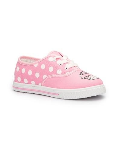 Pink Step Sneakers Pembe